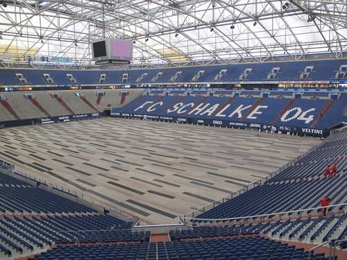 schalke stadium veltins arena gelsenkirchen lilou 2006 flickr. Black Bedroom Furniture Sets. Home Design Ideas