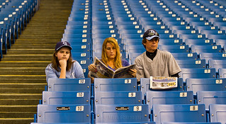 Family at Rays Game | by Mark Schraeger