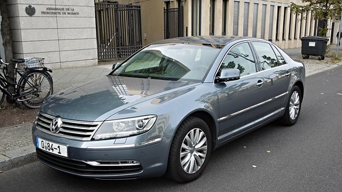 VW Phaeton | by Tobi NDH