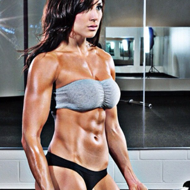 Opinion female abs free gallery