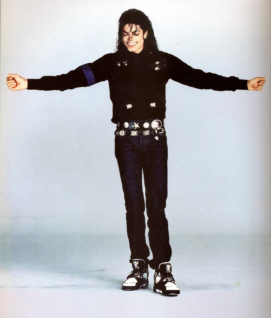 Michael Jackson White Shoes