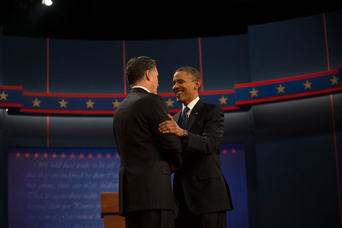 Presidential Debate - October 3rd, 2012 | by Barack Obama