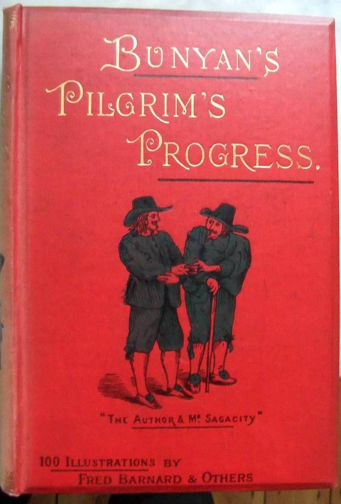 Pilgrim S Progress Coloring Page Of Pliable