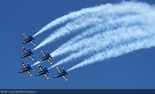 Blue Angels, Fleet Week San Francisco 2012 | by Christopher Chan