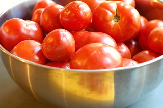 Tomatoes by Eve Fox, Garden of Eating blog, copyright 2012 | by Eve Fox