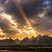 Power of Beauty ~ Grand Tetons ~ Photo ~ Nikon D800 ~ Mountains