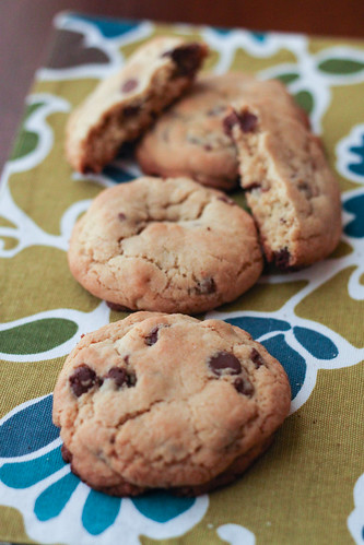 Chocolate Chip Cookies | by niftyfoodie
