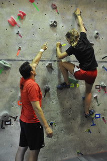 Climbing Conditioning Session I | by University Recreation