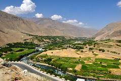 Vallée du Pandjchir