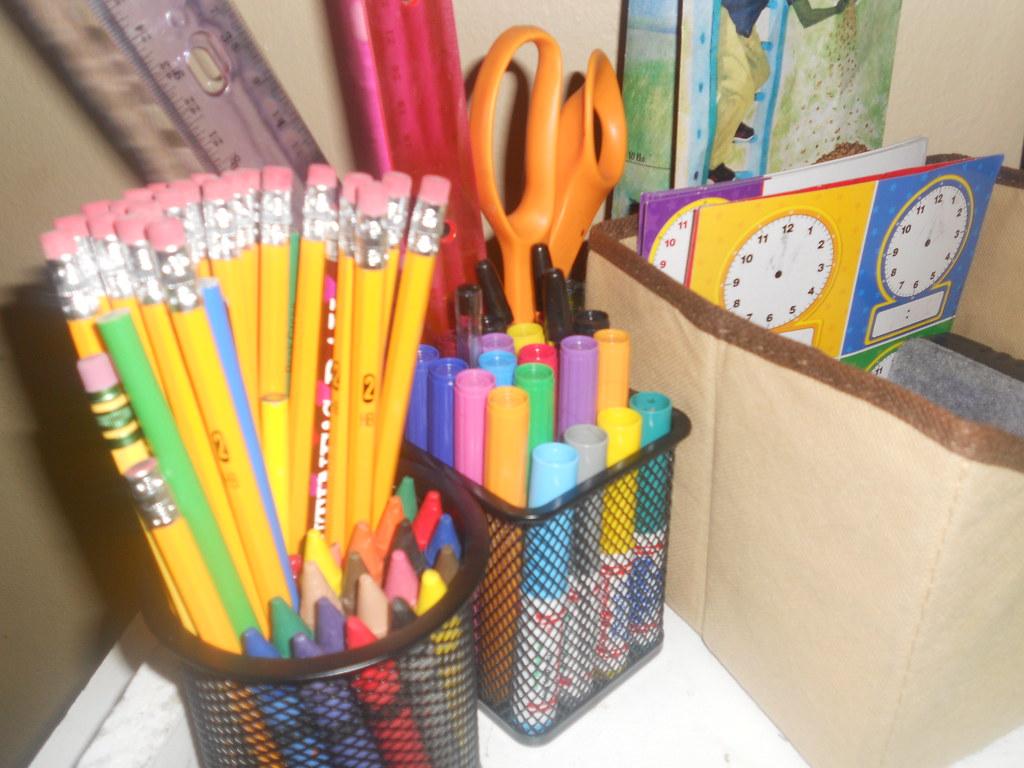 Modern Classroom Supplies ~ Classroom materials lyn lomasi flickr