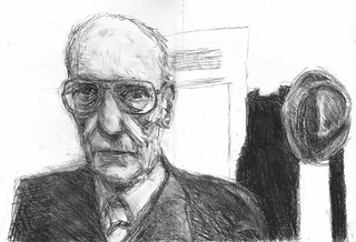 William Burroughs | by scr1bbl3s