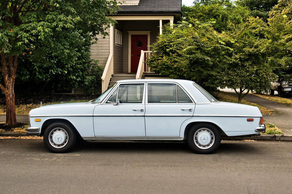 1971 mercedes benz 280se portland oregon curtis perry
