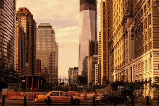 World Trade Center, New York | by Sunset Noir