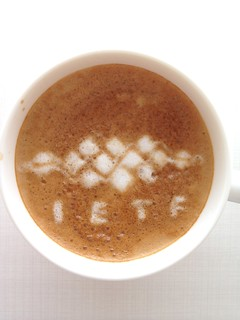 Today's latte, IETF (Internet Engineering Task Force). | by yukop