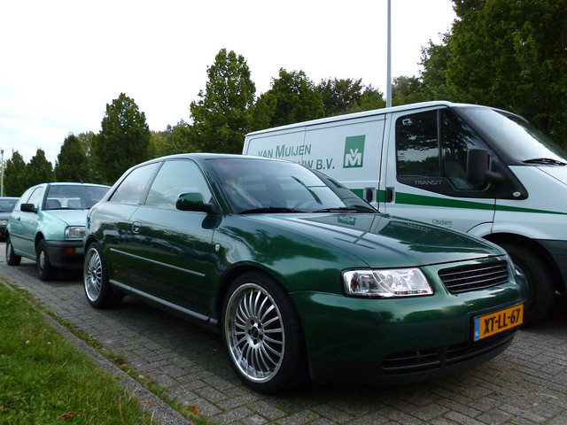1999 audi a3 74kw hoorn just love the color and rims by vinylone afs no trades. Black Bedroom Furniture Sets. Home Design Ideas