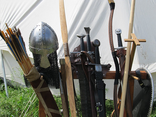 "Medieval weapons | by Marcus with a ""c"""