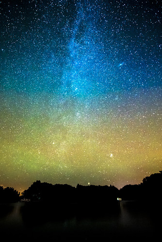 Milkyway & Air Glow - Norfolk Broads | by MJSFerrier