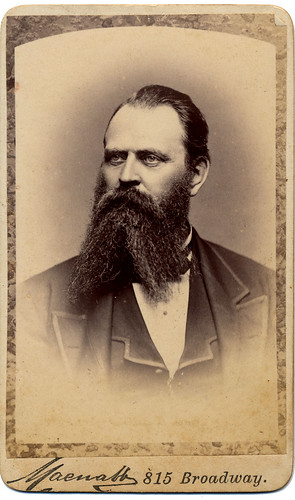 Beards of the 19th Century: CdV 05 | by 良謝/רגב