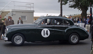 1952 Jaguar MkVII | by jane_sanders