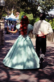 Ariel and Prince Eric | by Visions Fantastic