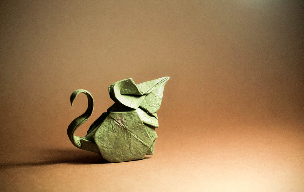 origami mouse hoang tien quyet i dont think this