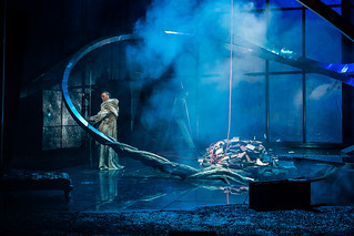 Bryn Terfel as Wotan  in Die Walküre © Clive Barda/ROH 2012 | by Royal Opera House Covent Garden