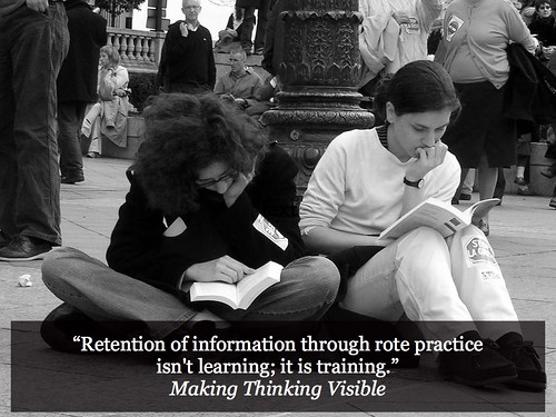 Retention of Information | by gcouros