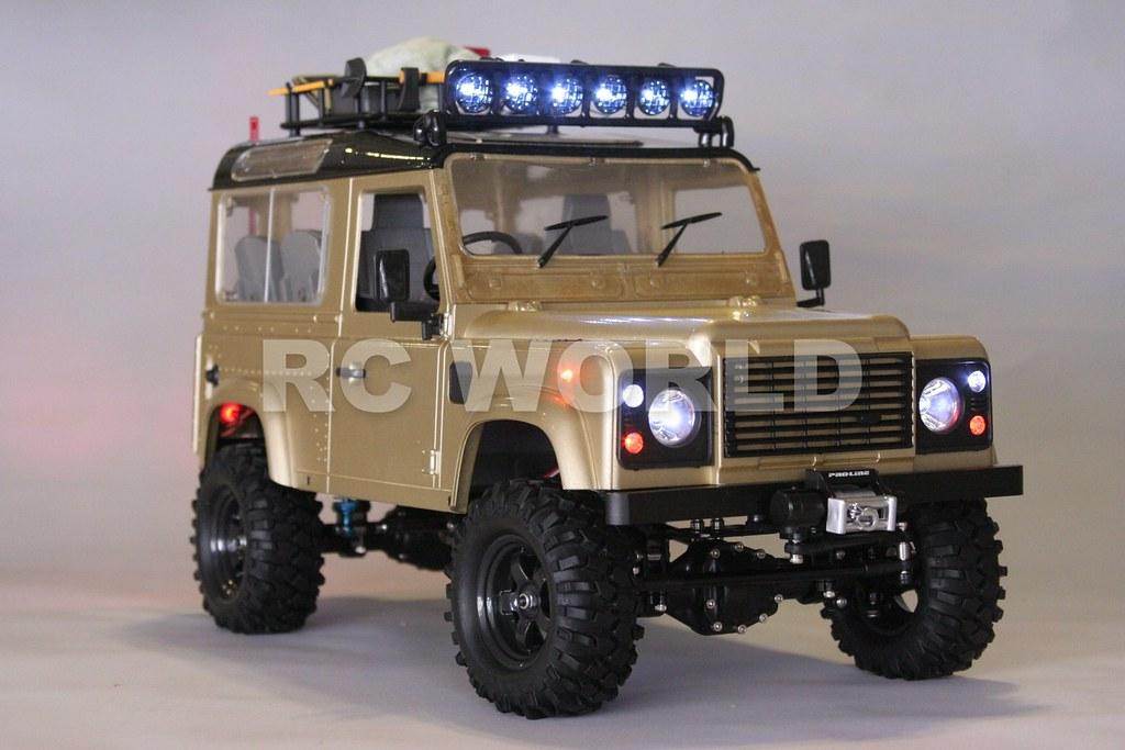 radio control rc land rover defender 90 rc truck 4wd flickr. Black Bedroom Furniture Sets. Home Design Ideas