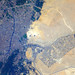 Pyramids at Giza, Egypt (NASA, International Space Station, 07/26/12)