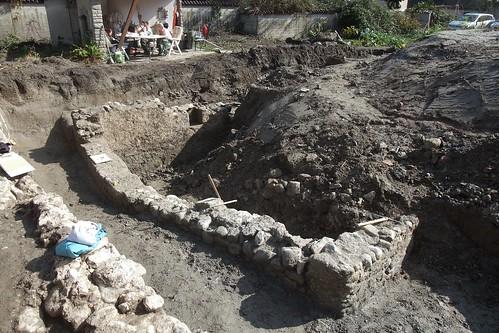 Rheineck - Archeological Find | During excavation works ...