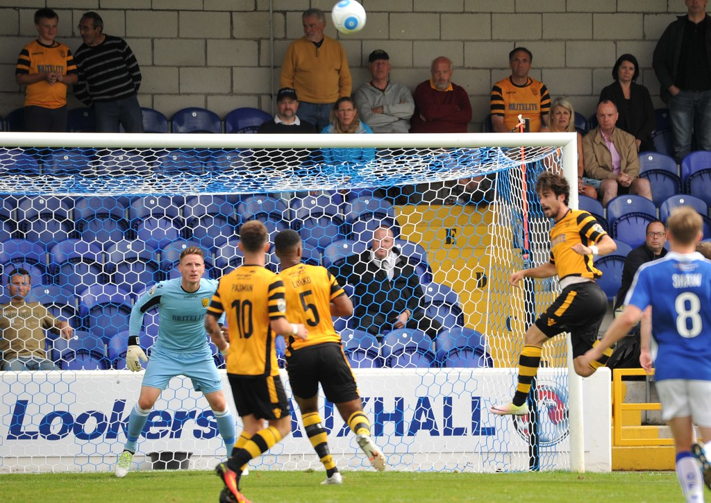 Chester City v Maidstone United 086