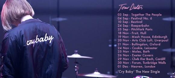 Fickle Friends November 2016 tour dates