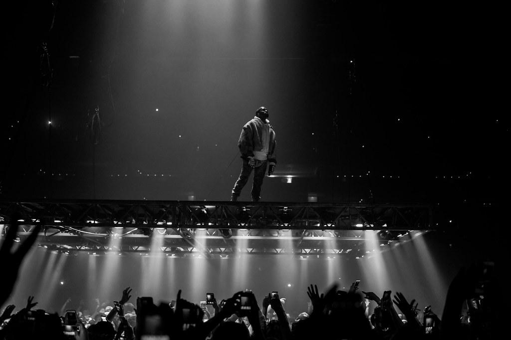 Kanye west saint pablo tour td garden boston ma flickr for Kanye west td garden