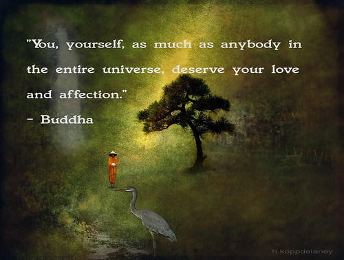 Buddha Quote 9 | by h.koppdelaney