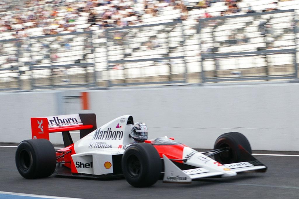 1989 Mclaren Mp4 5 Honda Suzuka Circuit 50th Year