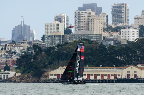 America's Cup | by morozgrafix