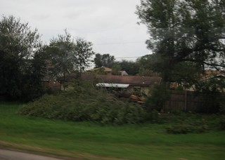 Hurricane Isaac Noticeable Damage Around New Orleans, LA! (8-31-12) Photo #3 | by 54StorminWillyGJ54