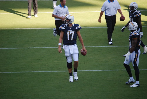 #17 QB Philip Rivers | by ZenzenOK