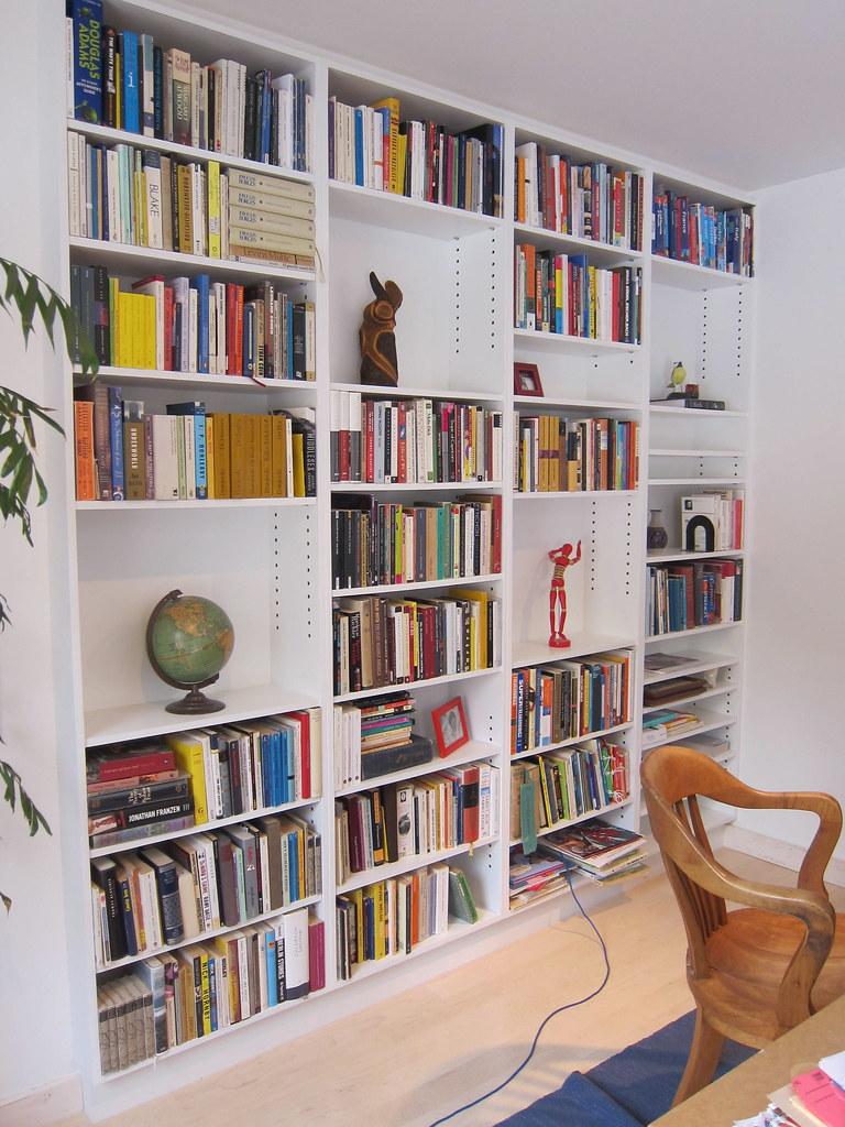 Modern Built In Bookshelves modern built-in bookshelves. | completed modern built-in boo… | flickr