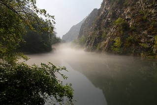 Mist over Matka Canyon | by Kitten of DOOM.