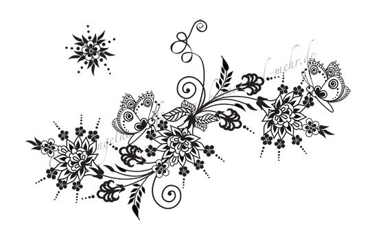 Mehndi-Henna-Design 25 | This bodypainting pattern is concei… | Flickr