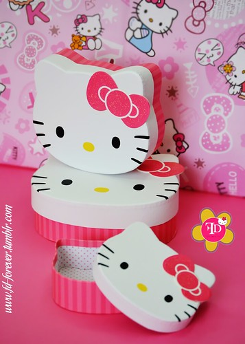 Hello kitty ʚ●ɞ gift boxes | by FD.FOREVER