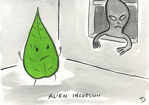Alien Incursion | by grickily