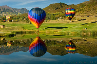 Snowmass Reflections | by Robin-Wilson