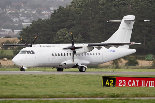 C-GWEA ATR-42-230 Westwind Aviation | by kw2p