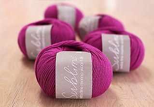 Sublime 4 ply merino | by Jorth!