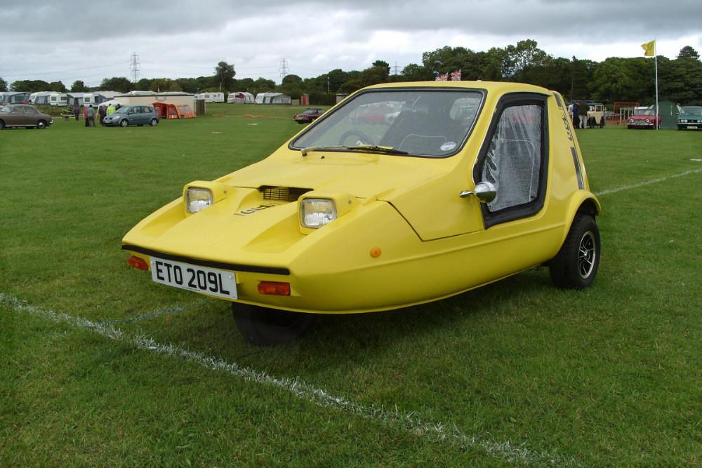 Bond Bug Eto 209l Here S A Car I Ve Not Seen For Nearly
