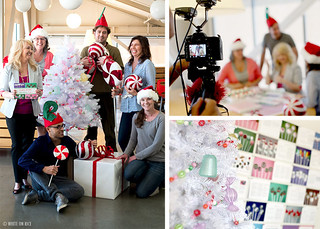 Cake Pops Holidays Video Shoot | by Bakerella