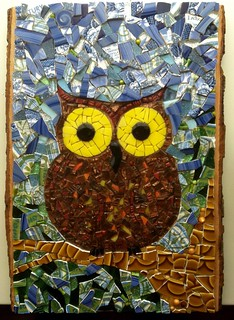 The Owl | by Jeannette E. Spaghetti