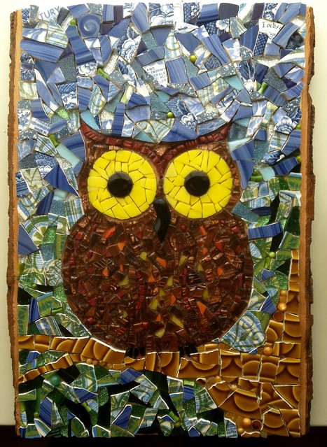 Owl Art Projects For Kids